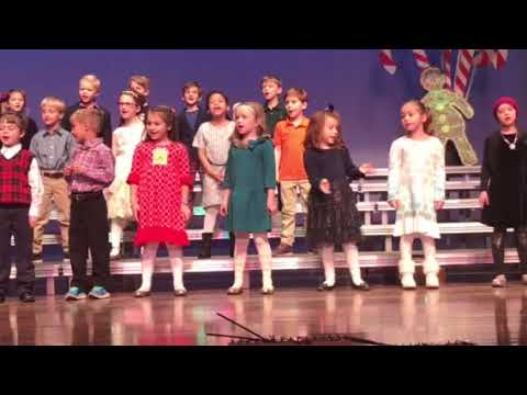 December 2016 Emmy's 1st Grade Holiday Concert