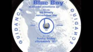 Blue Boy Funky Friday