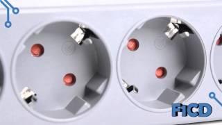 Сетевой фильтр Defender DFS 501 / 505(Два USB-порта для удобной зарядки MP3-плееров и других гаджетов без использования ПК. Максимальная защита..., 2013-02-18T12:11:27.000Z)