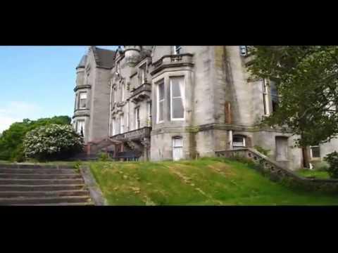A Walk Round Overtoun House, Dumbarton