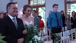 Wedding Highlights | Boda | Hunter & Lindsey | (319) 883-9127
