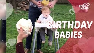 Birthday Babies | Poke My Heart