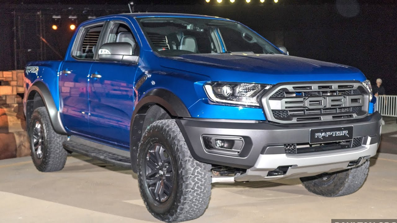 Ford Ranger Raptor: 13-spd tested, but 10-spd optimal