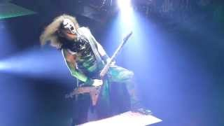 Powerwolf - Army Of The Night  live @ Turbinenhalle 2 Oberhausen 02.10.2015