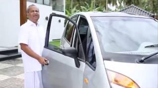 a  V V I P using Tata Nano as his favorite city car