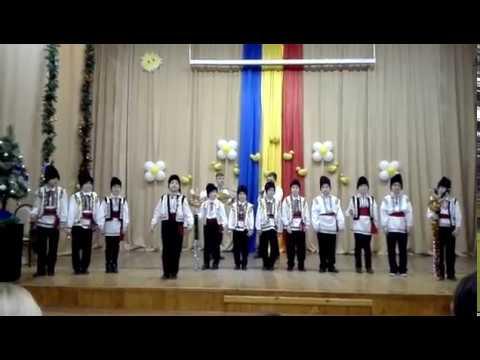 """Ansamblul """"Bujoreii"""", LTPA N. Sulac, conducator - Mihai Leon, (URATURA)"""