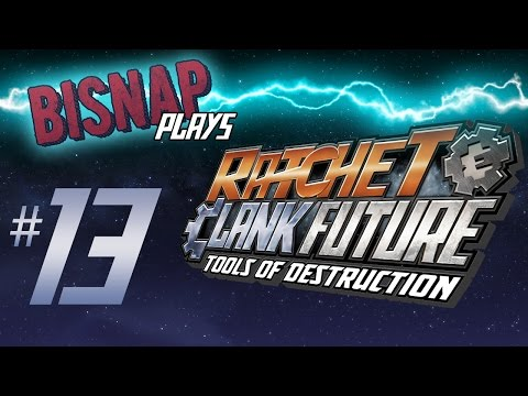 Let's Play Ratchet & Clank Future: Tools of Destruction - Episode 13