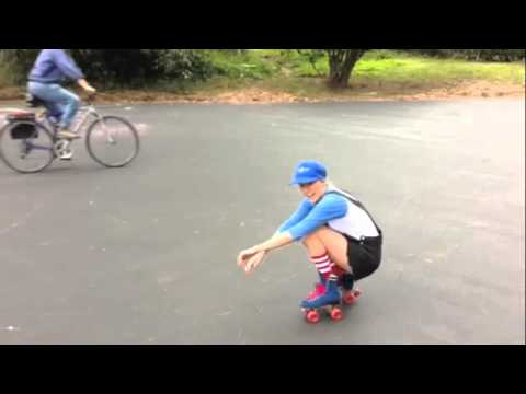 How To Shoot The Duck On Roller Skates