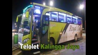 Klakson Telolet Kalingga Jaya Vs Suka Damai Unnes Area