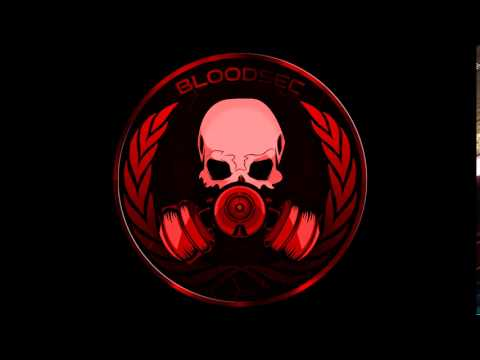 Blood Security Hackers Theme