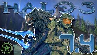 FRIENDLY FLOOD FUN TIME - Halo 3: LASO Part 7.4 | Let