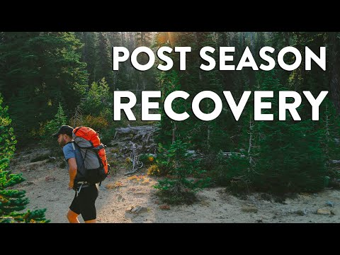 How Much Time Off Running Should I Take After a Season | #AskNick