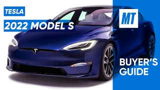 homepage tile video photo for Should You Buy a 2022 Tesla Model S Plaid? REVIEW | MotorTrend Buyer's Guide
