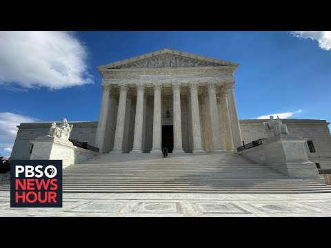 Supreme Court Hears Arguments In 2 Prominent Cases As It Adapts To Remote Proceedings