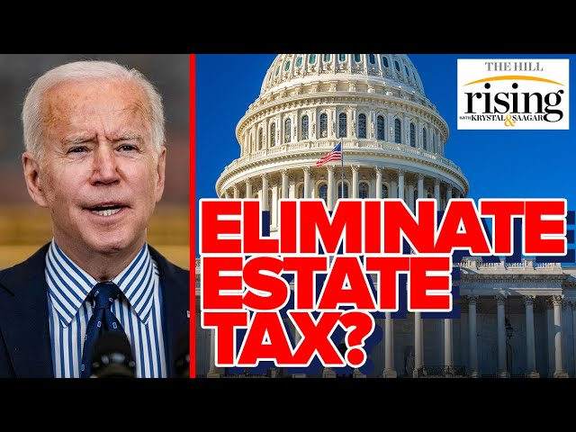 Panel: Senate GOP's First Act Under Biden Is ELIMINATING Millionaire Estate Tax