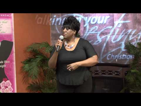Walking In Your Destiny Talk Show 47 - Dr. Mirian Organ