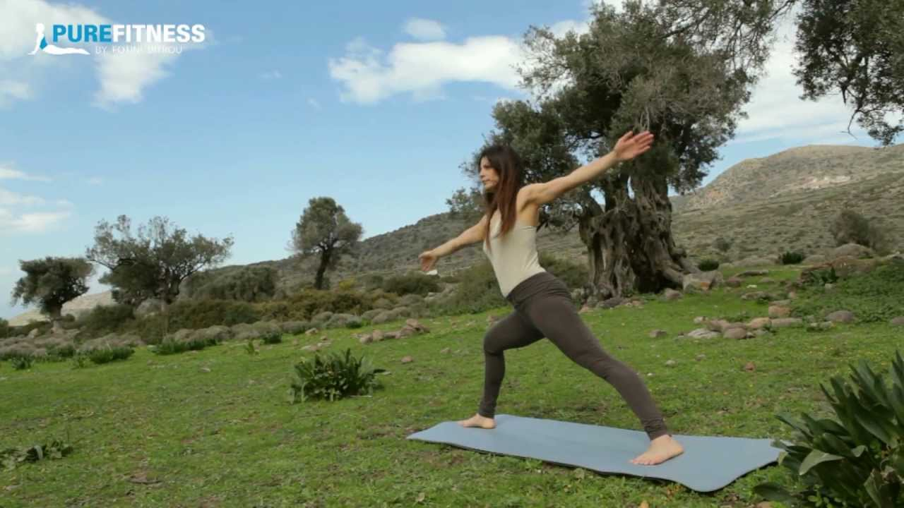 Life of Yoga Freedom of Movement - Pure Fitness - YouTube