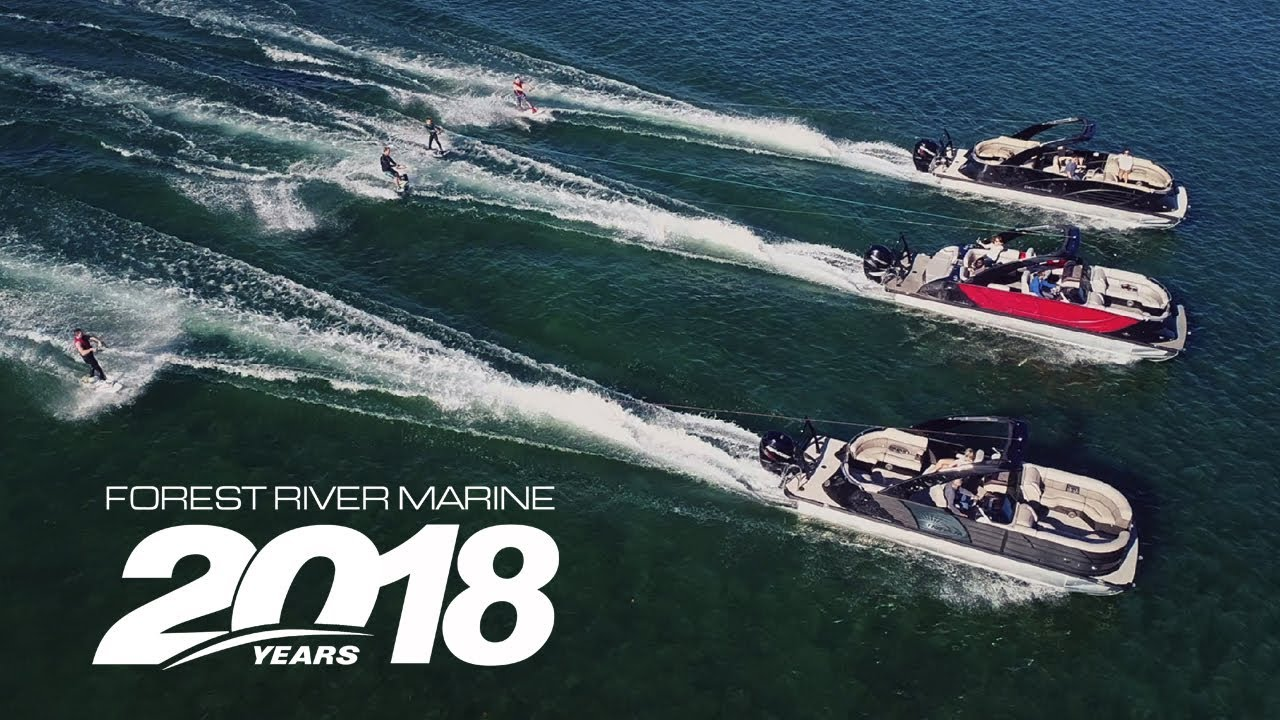 2018 Forest River Marine
