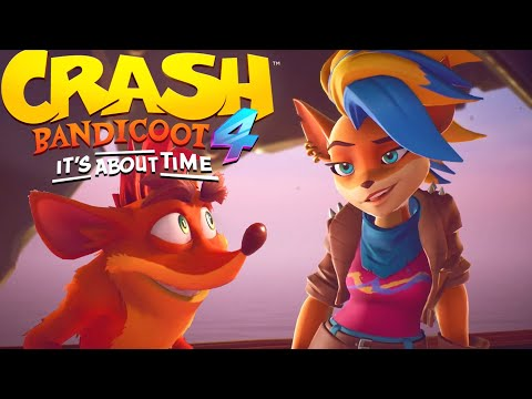 Crash Bandicoot 4: It's About Time – New Gameplay Tawna Reveal