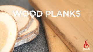 Grilling Tip: Wood Planks