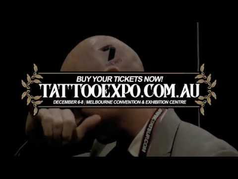 Australian Tattoo Expo MELBOURNE! December 6-8 [ TICKETS ON SALE ]