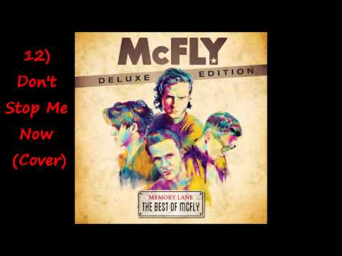 Memory Lane The Best Of Mcfly Full First CD