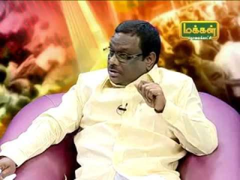 MAKKAL TV J.GURU INTERVIEW PART 01