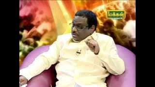 MAKKAL TV J.GURU INTERVIEW PART 01