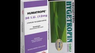 видео Купить Kigtropin (Кигтропин) 10фл х 10ME - цена и отзывы, доставка по Украине
