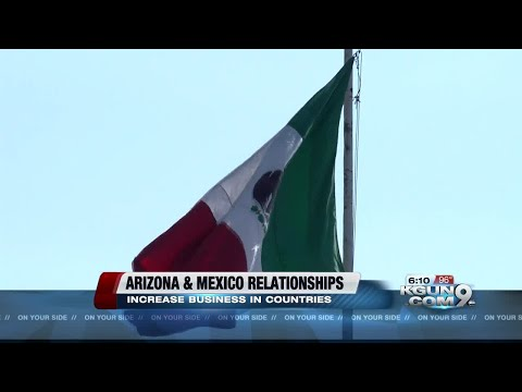 Arizona and Mexican chambers of commerce increase business relationships