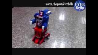 видео радиоуправляемые роботы трансформеры