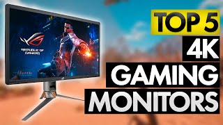 ... ➜ links to the best 4k gaming monitor we listed in this video: ►us links◄ 5. lg ultrafine 27ul650-w - https://amzn.to/2...