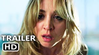 THE FLIGHT ATTENDANT Official Trailer (2020) Kaley Cuoco, Drama Series HD