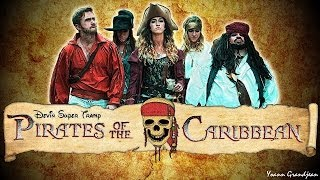 Pirate Medley - 100% Acapella - Peter Hollens & Gardiner Sisters Thumbnail