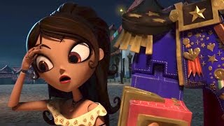 THE BOOK OF LIFE Movie Clip # 1
