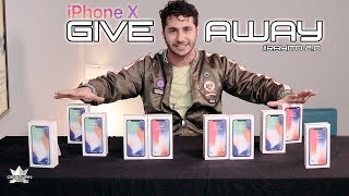 ► Te Regalo 10 IPhone X | Sorteo Internacional | Giveaway | #Rayito