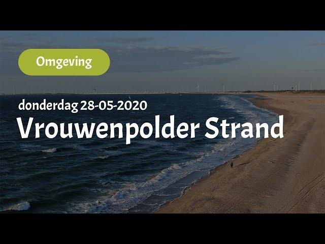 Strand Vrouwenpolder (28-05-2020)