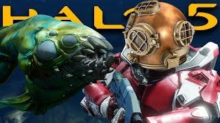 Outside Fathom - Halo 5 Guide