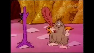 Captain Caveman transformation