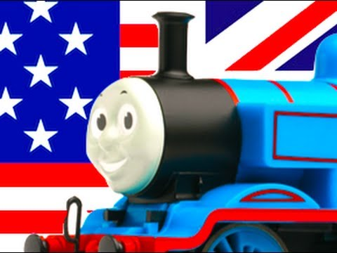 Hornby Thomas vs Bachmann Thomas Review: Thomas & Friends Range UK vs USA!!!