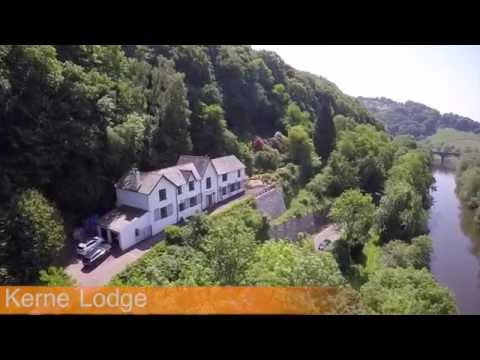 Kerne Lodge Property For Sale Ross On Wye