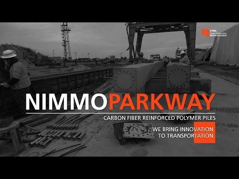 Nimmo Parkway - Carbon Fiber Reinforced Piles