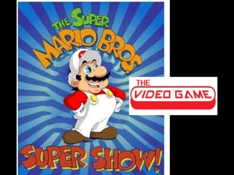 The Super Mario Bros Super Show Video Game Update 5 Youtube