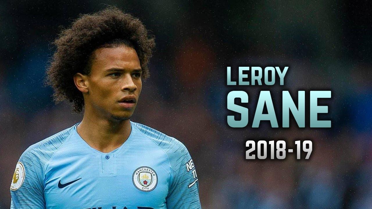 Download Leroy Sané 2018-19 | Dribbling Skills & Goals
