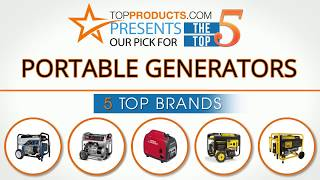 Best Portable Generator Reviews 2017 – How to Choose the Best Portable Generator