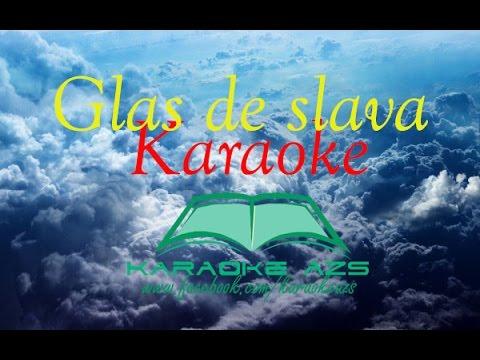 Glas de slava - Karaoke