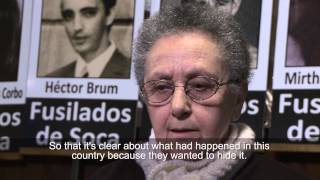 Uruguay FortyYears :Victims seeking answers thumbnail