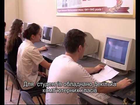 Відеопрезентація Інституту філології