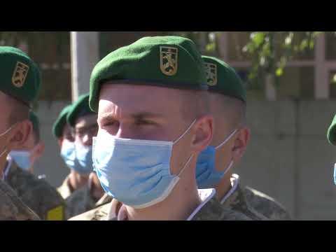Rada Sumy: Олександр Лисенко: Вдячний ліцеїстам за те, що обрали професію – захищати батьківщину