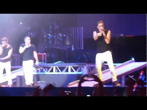 BOYFRIEND - BIG TIME RUSH @ Z FESTIVAL SAO PAULO HD